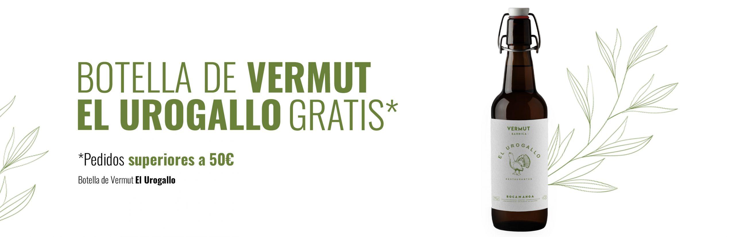 Vermut El Urogallo
